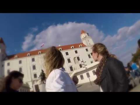 BRATISLAVA - weekend trip to Slovakia