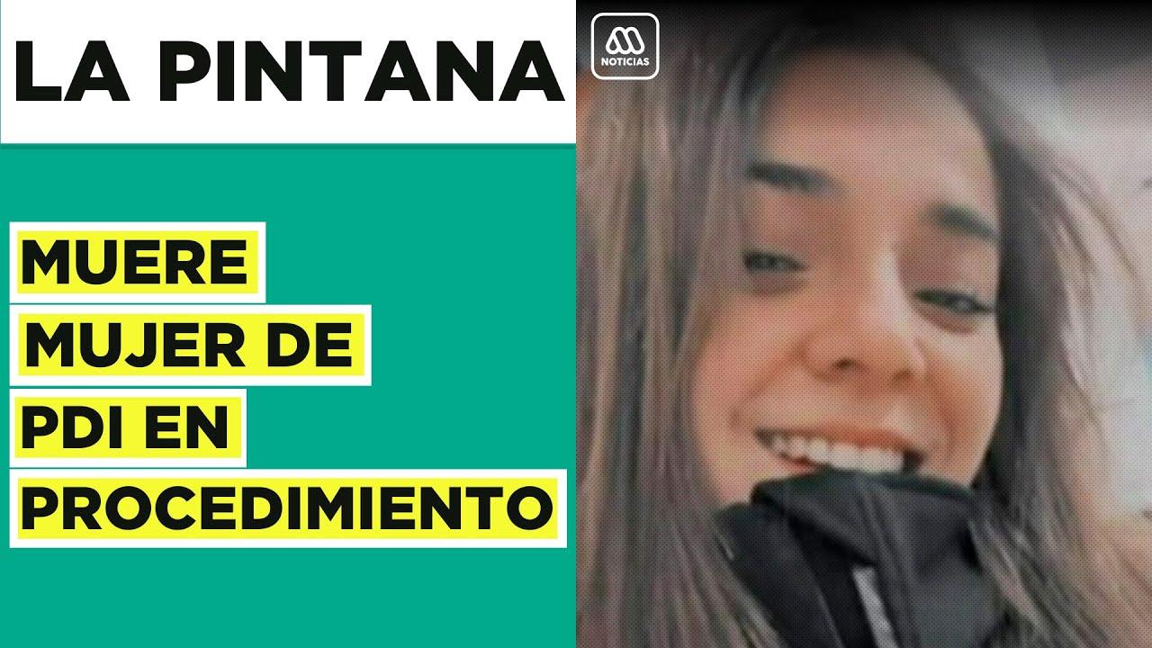Download Funcionaria de la PDI muere tras ser baleada en La Pintana