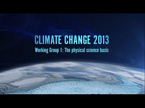 IPCC Working Group I: The Physical Science Basis