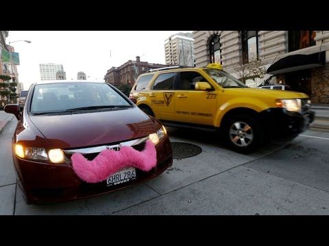 Boston Cab Drivers Protest Uber