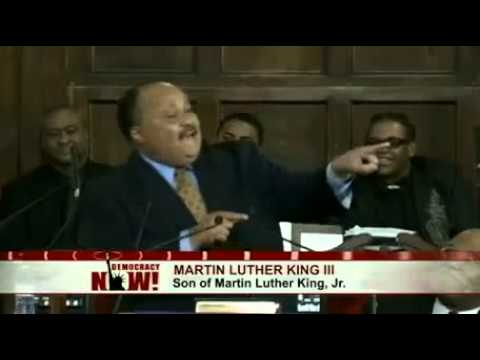Martin L King III - Don