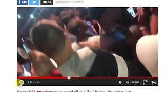NBA YOUNGBOY BEATS UP ONE OF HIS FANS AT CONCERT IN VIRGINIA