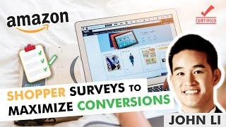 Gambar cover Best Amazon A B Testing Strategies - John Li from Pickfu's Amazon Split Testing Nuggets