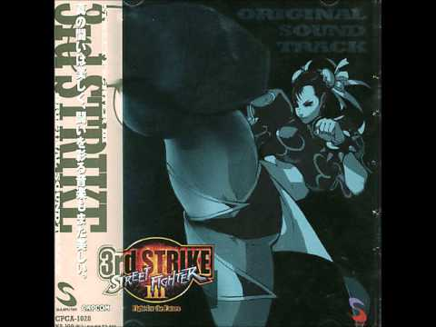 Street Fighter 3 Third Strike: Jazzy NYC 99 Extended HD