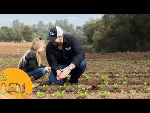 Sun Basket Harvest Tour: Lakeside Organic Growers, A Family Affair