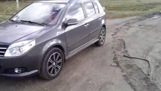 geely MK Cross обзор автовладельца ответы на вопросы