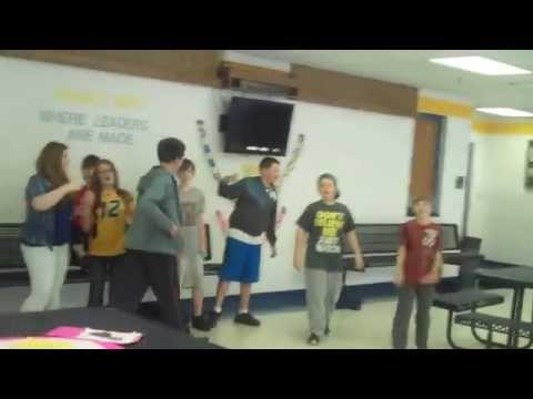 Van Middle School 6th grade Figurative Language Rap!