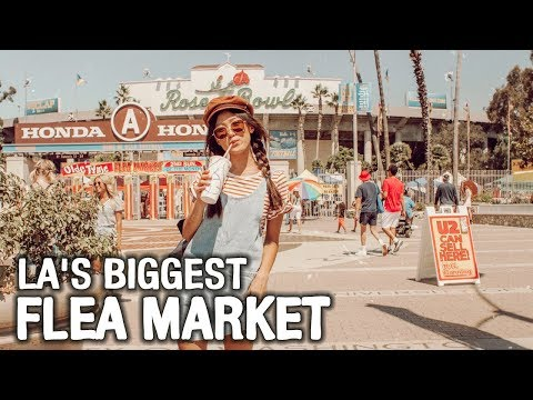 What I Found in the Biggest Flea Market | WahlieTV EP614