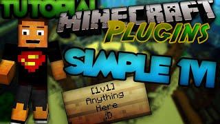 [Tutorial] Minecraft Plugin Simple1v1 - 1v1 simples e configurável