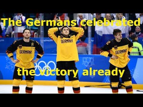 Немцы праздновали уже победу,но тут завелась красная машина!