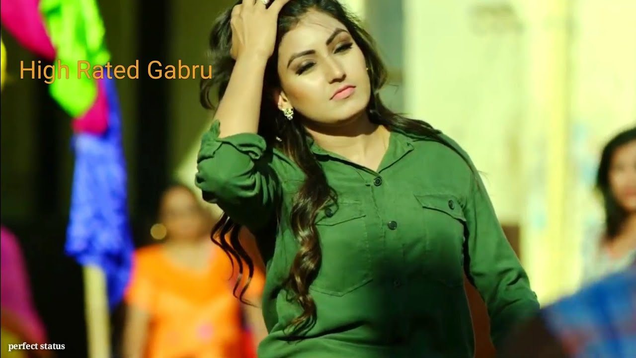 High Rated Gabru || Female Version || New Girl Attitude ...