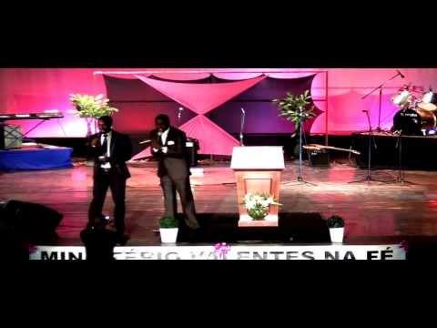 Pr Danny Timane. Ministerio Valentes Na Fe no Cine Africa.