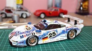 Porsche 911 GT1 Tamiya 1/24