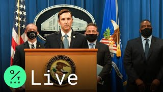 LIVE: Justice Department Officials Announce Global Resolution in Foreign Battery Case