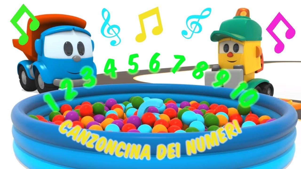 Canzoni per bambini piccoli cantiamo insieme a leo for Canzoncini per bambini piccoli
