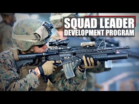 Squad Leader Development Program YouTube