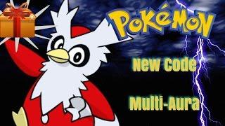 Roblox Project Pokemon //Multi-Aura Code?! // New Update-Code #25