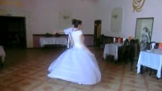 танец жениха и невесты постановка студии