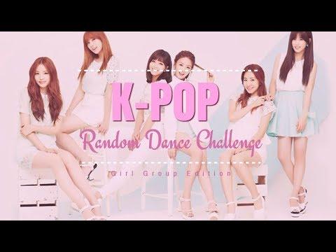 K-pop Random Dance Challenge   Girl Group Edition (mirrored)