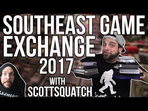 Southeast Game Exchange 2017 Con/Pick Ups with Scottsquatch | RGT 85