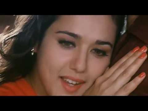 """Клип из к/ф """"Доброе имя""""/""""Soldier"""" (Индия, 1998 г.), Прити Зинта и Бобби Деол"""