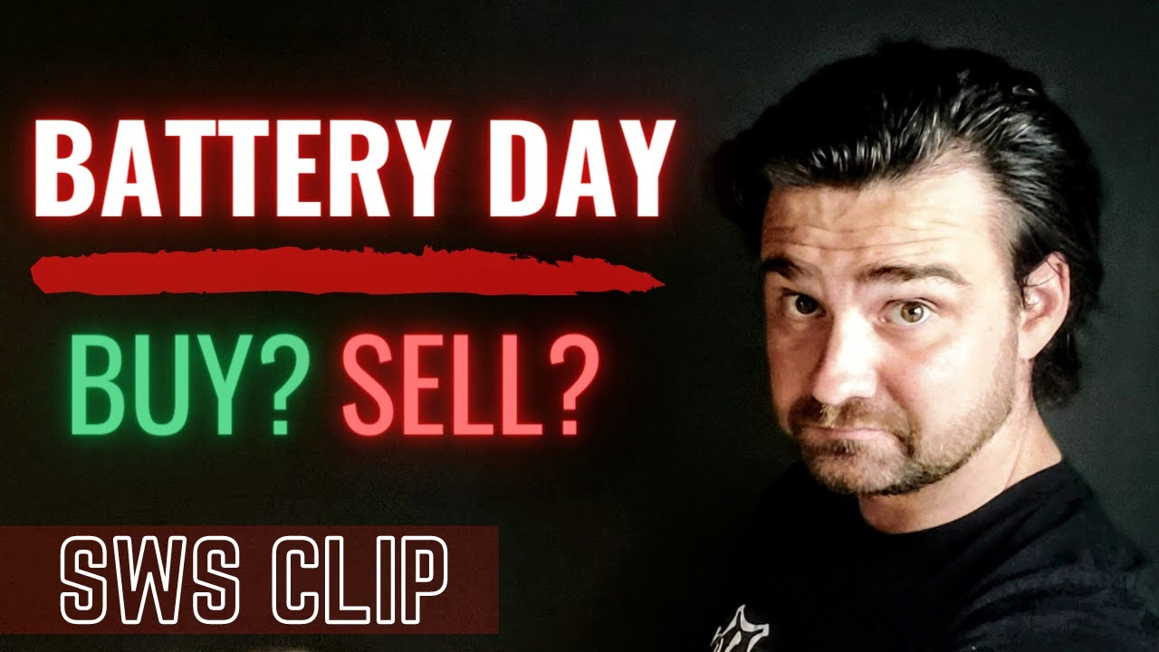 What to expect for Tesla Stock Battery Day! | Is TSLA stock a Buy now?