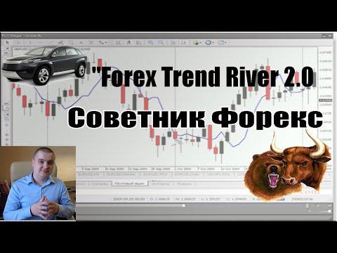 Советник форекс Forex Trend River 2.0