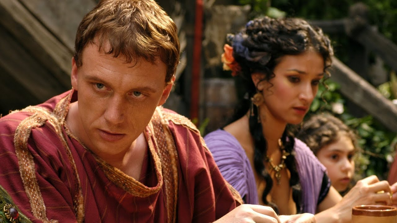 Rome - Season 1, Episode 4 Stealing from Saturn - YouTube