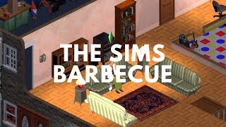 The Sims Barbecue