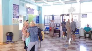 Обновленный автовокзал Севастополя