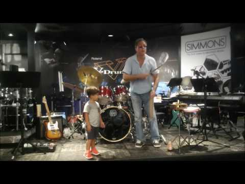 Copy of Kevin Crabb Master Class - Guitar Center Hollywood (07/18/17)