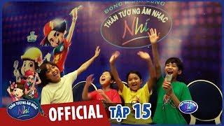 vietnam idol kids 2017 - khi cac con rat thich sua kun