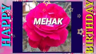 Happy Birthday Mehak