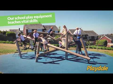 Playdale Playgrounds - Keep Children Active And Boost Learning!