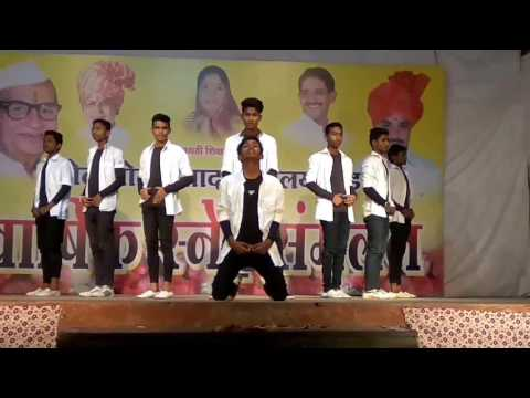 SJV 11TH SCIENCE DANCE COMPETITION (Bhare naina) Daund..