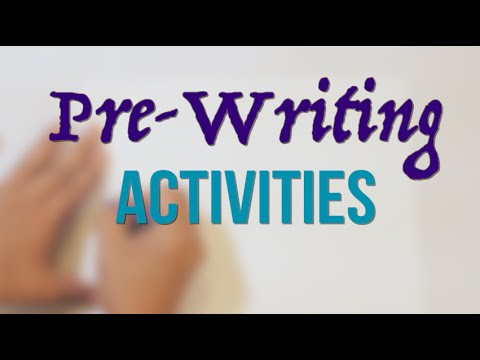 Do prewriting essay