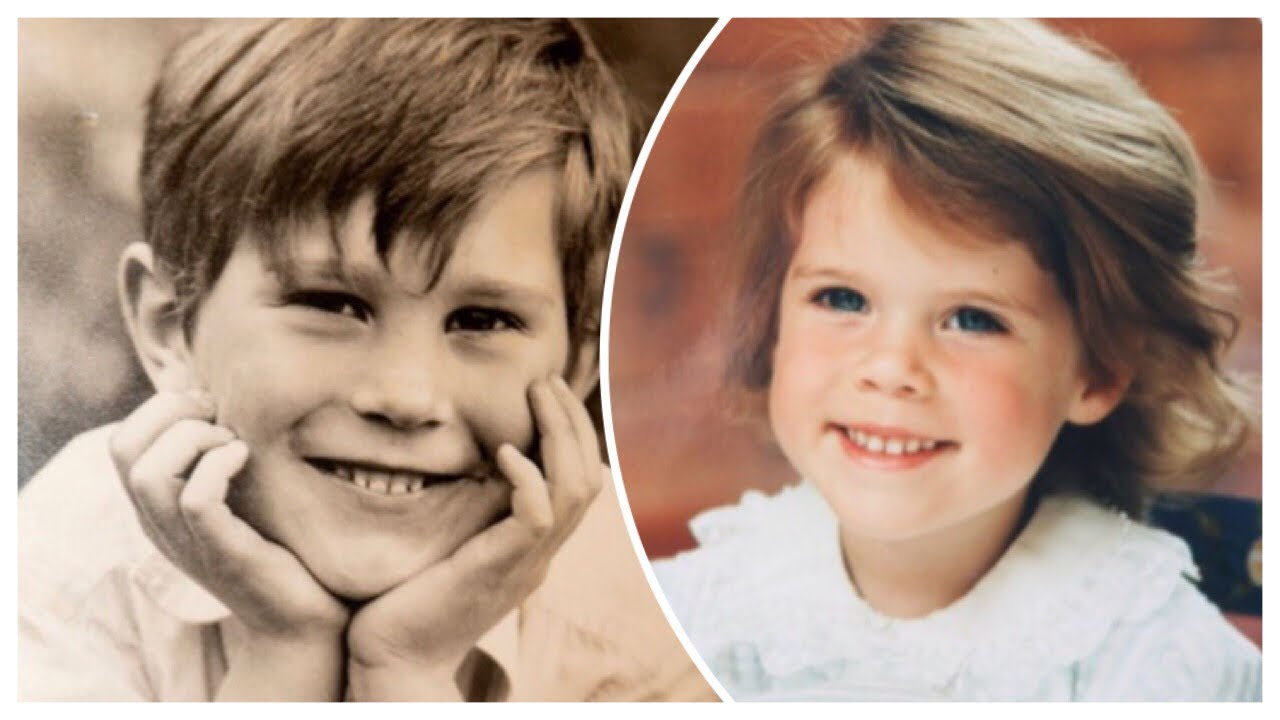 Princess Eugenie & Jack Share Childhood Photos Ahead Of Royal wedding!