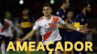 River amassa Boca, põe um pé em mais uma final de Libertadores e manda o recado a Flamengo e Grêmio
