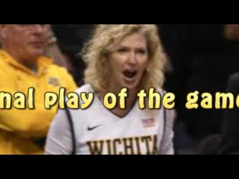 Wife of Wichita State coach asked to leave court area after game for shouting and cursing