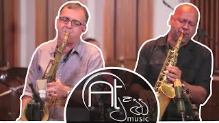 AT JAZZ Music #1 - Marcelo Martins e Angelo Torres
