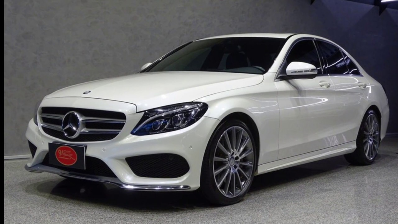 Benz c250 amg line youtube for Mercedes benz c250 amg