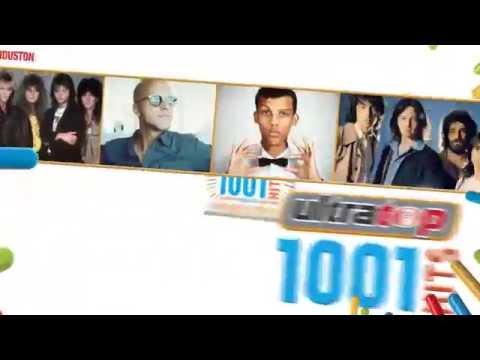 ULTRATOP 1001 HITS VOL.2 - 5CD - TV-Spot