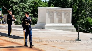 Meet Sergeant Ruth Hanks, Tomb of the Unknown Soldier, Sentinel Guard