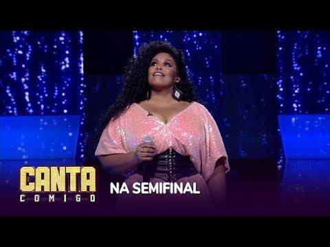 Cristiane de Paula garante vaga na semifinal com 96 votos