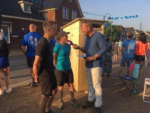 Vierdaagse Nijmegen 2018 - 4Daagse Journaal LIVE - Intocht met Harm Edens vanaf de Via Gladiola.
