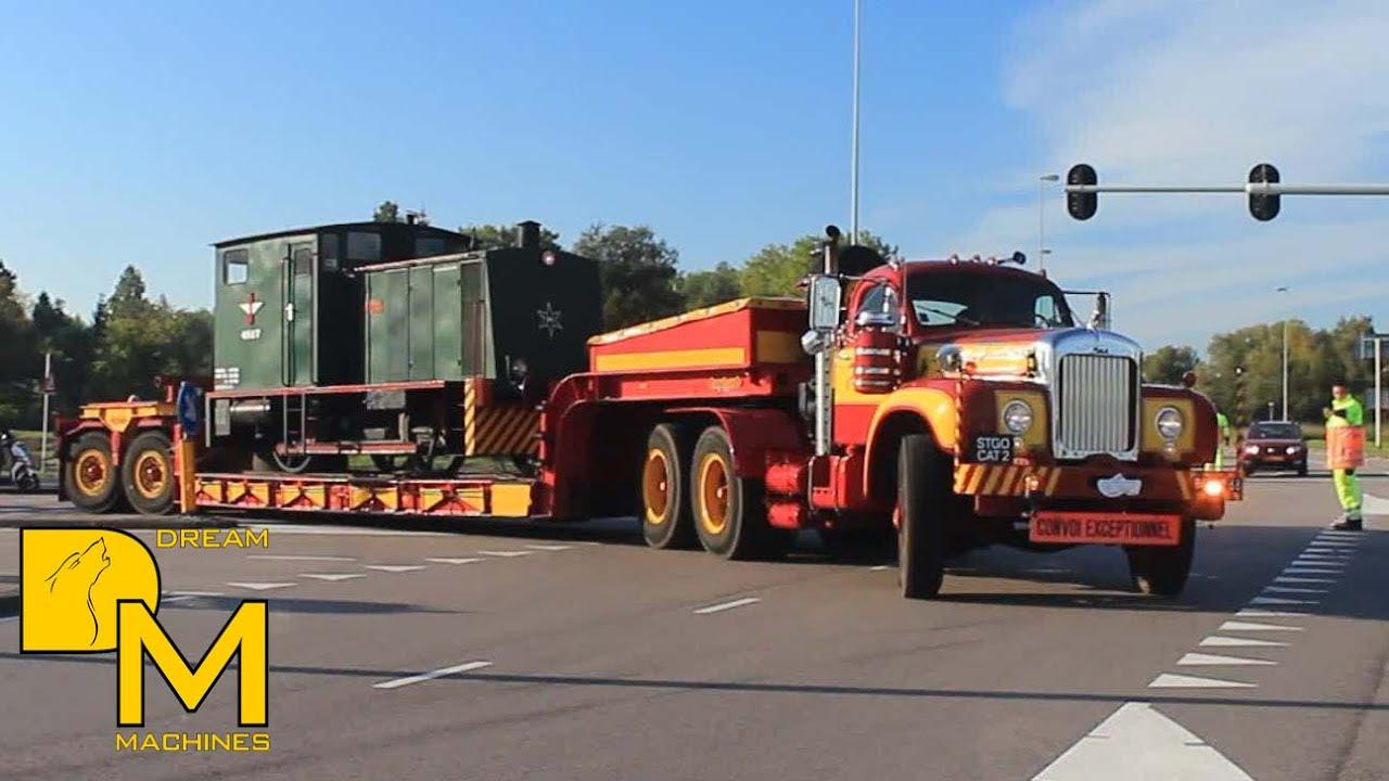 Mack Amp Speciaal Transportdag Amsterdam Truck Meeting