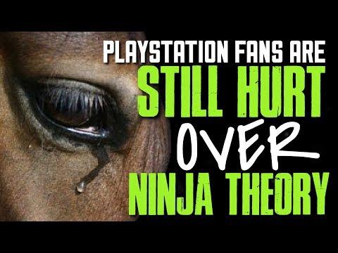Playstation fans are STILL HURT over Microsoft buying Ninja Theory