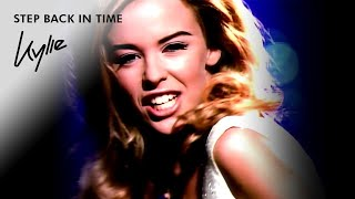 Kylie Minogue Step Back In Time Official Video