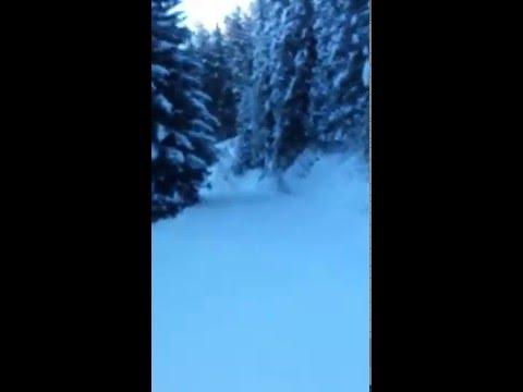 Marilleva skiing