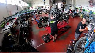 De Cap al KAPP (Going to NordKapp): Preparando la moto